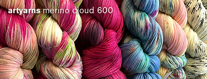 Artyarns Merino Cloud 600