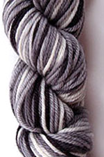 Artyarns supermerinoblackandwhite Wool