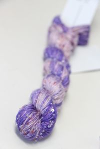 Artyarns Bssqlt - Inspiration Club - JULY - ROCK FORMATION - Beaded Silk Sequins Light