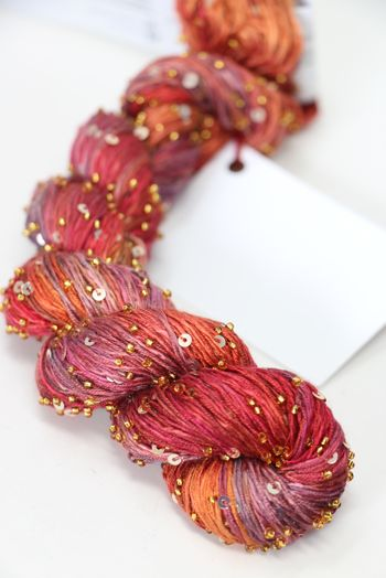 artyarns Inspiration Club - SEPT - Scarlet Maples