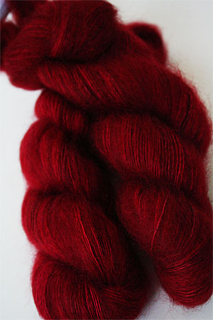 Artyarns Silk Mohair Yarn  in H7 Heart