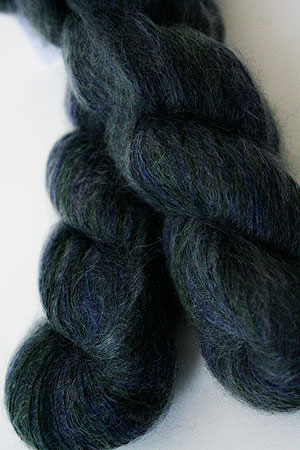 Artyarns Silk Mohair Yarn Color H4 Scarab
