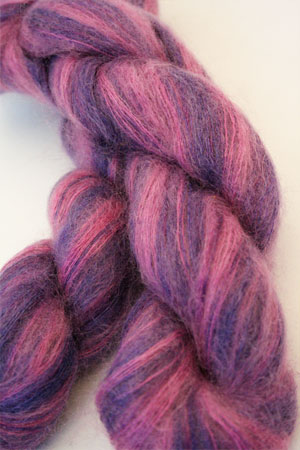 Artyarns Silk Mohair Yarn in 108 Purple Mist