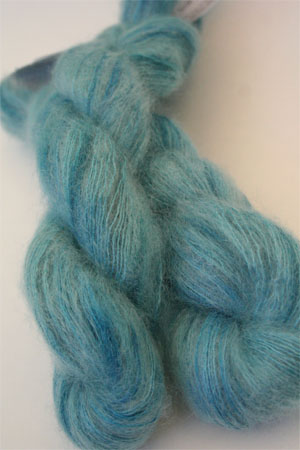 Artyarns Silk Mohair Yarn in 107 Marine Blues