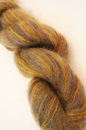 Mohair Yarn : Artyarns Silk Mohair Yarn in 101 Sunset
