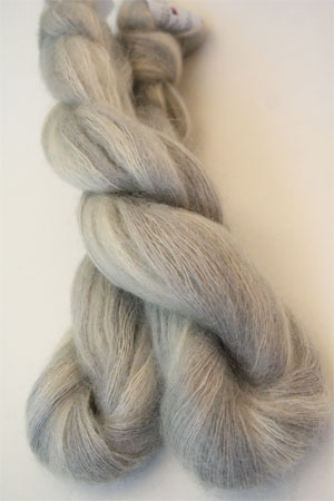 Artyarns Silk Mohair Yarn in 406 Grey Mist