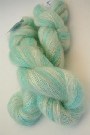 Artyarns Silk Mohair Yarn in 414 Aqua Fresh