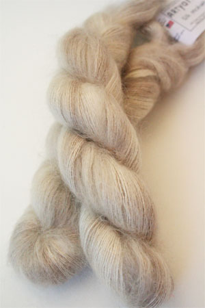 Artyarns Silk Mohair Yarn in 417 Light Coco