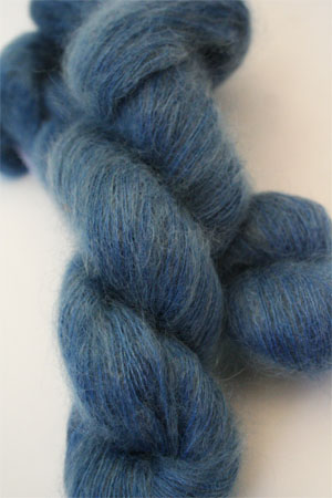 Artyarns Silk Mohair Yarn in 225 Denim