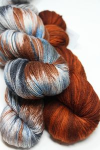 Artyarns Four Triangle Top  927 Coppertone