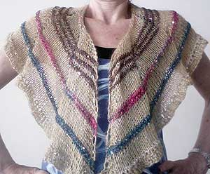 ARTYARNS KIT - Shawl for All Seasons Shawl
