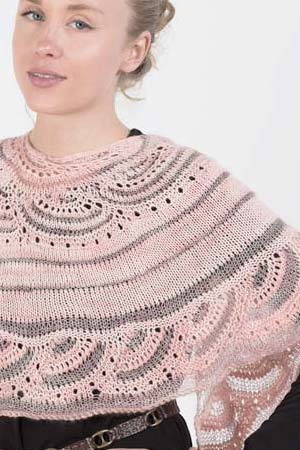 Artyarns Drama Queen Shawl Kit