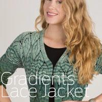 Artyarns Gradients Lace Jacket KIT