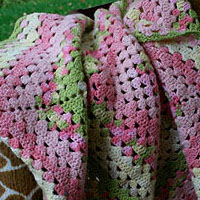 Artyarns  Cashmere Baby Blanket Kit