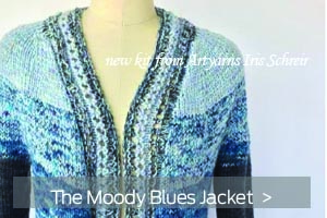 MOODY BLUES JACKET
