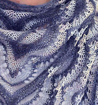 Artyarns Taj Mahal Shawl Kit