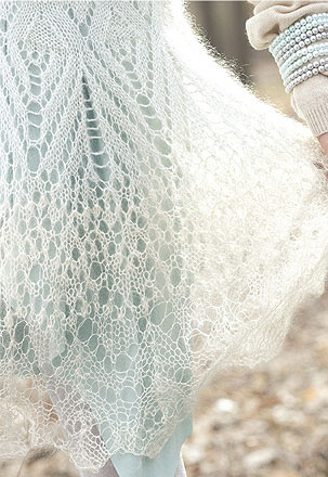 Mohair Lace Knitting Pattern Free : Knitting Patterns for Artyarns Silk Mohair Knitting Yarn