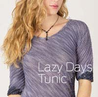 Artyarns Lazy Days Tunic Kit