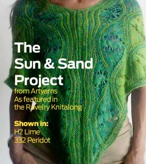 Sun and Sand Knitkit Pattern