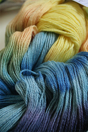 ARtyarns Merino Cloud in 507 Van Gogh