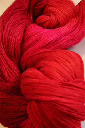 Merino Cloud in H25 Hot Coral Pink