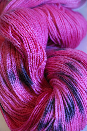 artyarns Merino Cloud | 604 Cherry Splatter