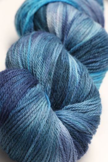 Merino cloud in 612 Mosaic Blue