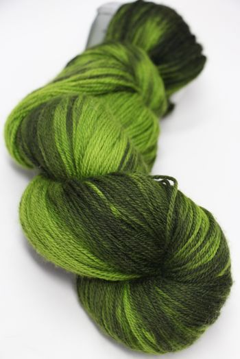 artyarns Merino Cloud | Lime Tonal