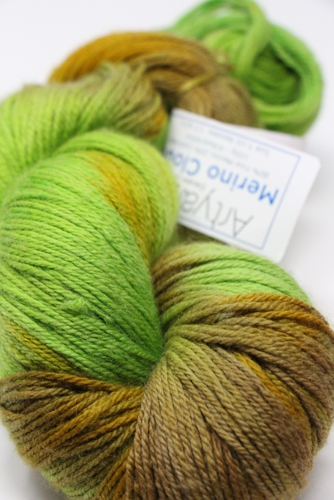 artyarns Merino Cloud | H32 Go Greens
