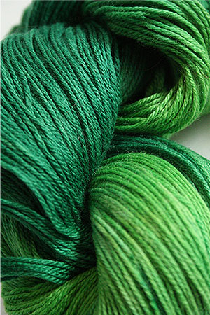 Merino Cloud in H2 Lime Tonal