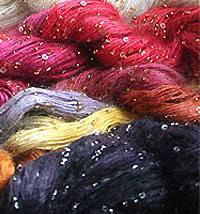 Artyarns Beaded Silk Mohair with Sequins (Lace)