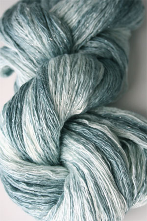 Artyarns Ensemble Glitter Light Yarn silk & Cashmere Yarn in 921 Silver