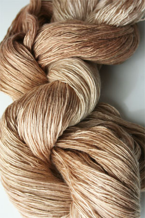 Artyarns Ensemble Light silk & Cashmere Yarn 2321 Toasted Almond