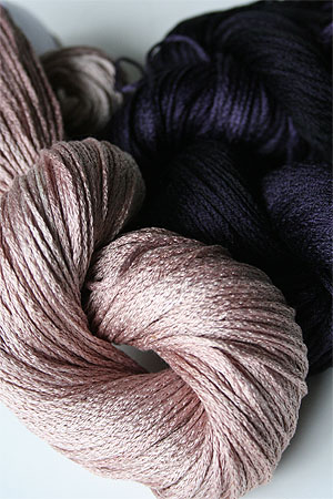 artyarns silk pearl yarn
