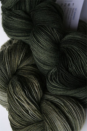 Artyarns Lace Cashmere in 2292 & 2261 side by side