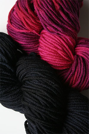 Artyarns Ultrabulky merino Yarn in H1 Hot Pinks