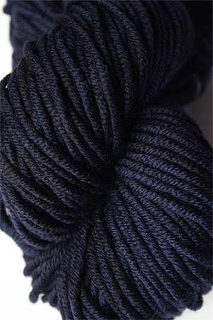 Artyarns Ultrabulky merino Yarn in 303 Dark Inky Blue Black