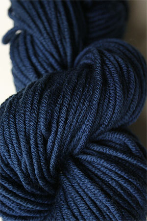 Artyarns Ultrabulky merino Yarn in 304 Deep Marine Blue