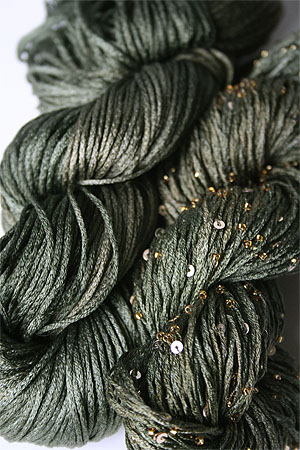 rtyarns silk pearl with beads and sequins in H9 G