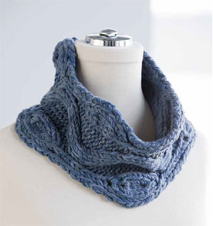 Easy Cable Cowl