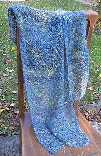 Artyarns Kidmohair/Silk Modular pattern