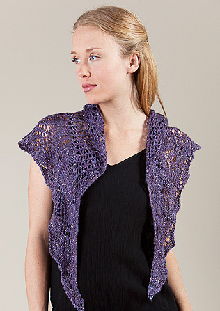 Mayday Shawl from Artyarns
