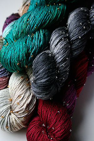 Artyarns Beaded Silk Pearl Yarn