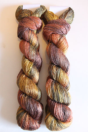 Artyarns Regal Silk Yarn in 925 Bronze Goddess