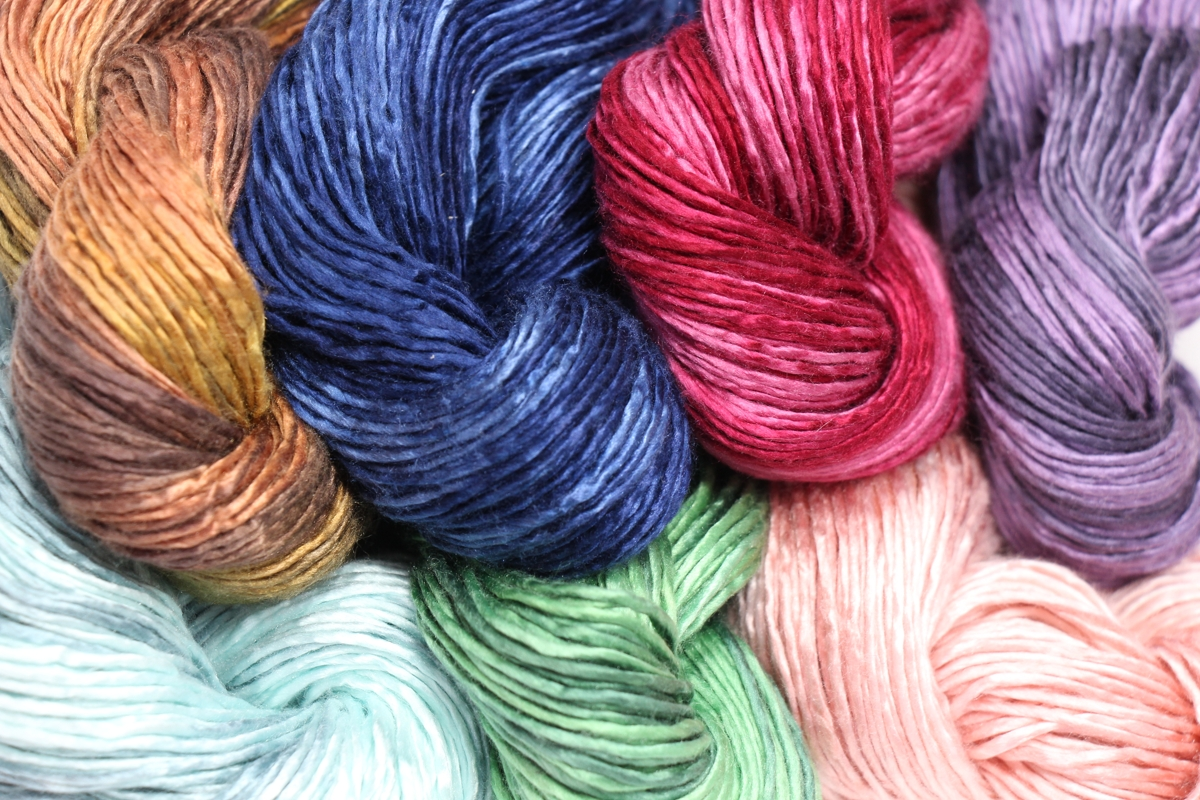 Silk Yarn At Fabulousyarn Com