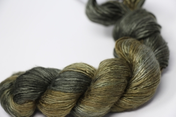 Artyarns Regal SIlk | H9 Deep Greens