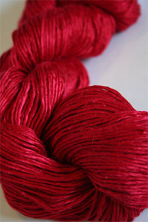 Artyarns Regal Silk Yarn in 244 Regal Red