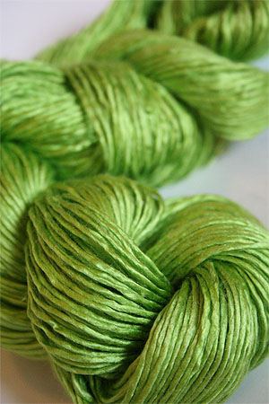 Artyarns Regal Silk Yarn in 332 Spring Green