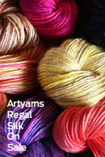 silk yarn sale