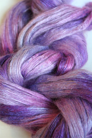 Artyarns Rhapsody Light Yarn in H31 Lilac Parfait